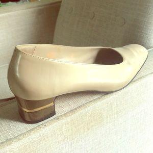 "Champagne 2"" heels"